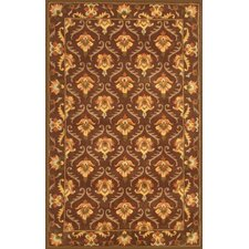 Lesnoy Brown Rug