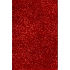Royal Shag Red Rug