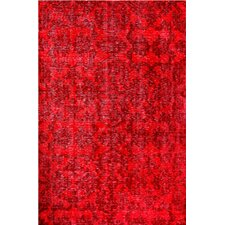 Medallion Red Rug