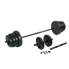 105 lb. Weight Set with Dumbells