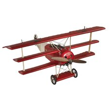 Medium Fokker Baron Model Plane