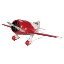Gee Bee #11 Speedster Miniature Model Plane