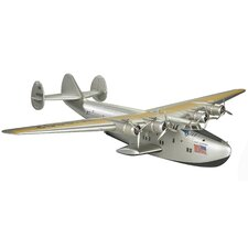 "Boeing 314 ""Dixie Clipper"" Miniature Airplane Sculpture"