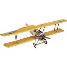 Large Sopwith Camel Miniature Model Plane