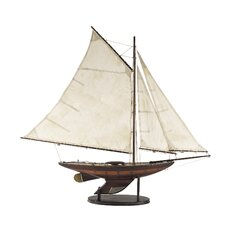 Ironsides Small Model Yacht