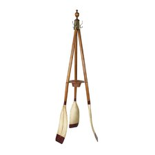 <strong>Authentic Models</strong> Oxford Varsity Coat Rack