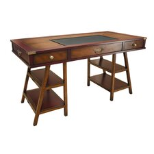 Navigators Writing Desk in Red