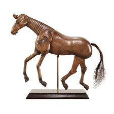 <strong>Authentic Models</strong> Artist Horse Statue