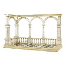Loggia Architectural Figurine