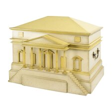 Palladio Architectural Building Figurine