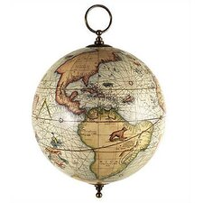 <strong>Authentic Models</strong> Mercator Terrestrial Hanging Globe