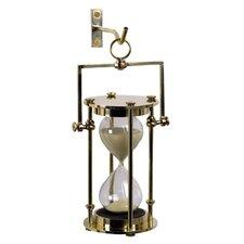 Brass 30 Minute Hourglass
