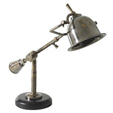 """Author's 16.1"""" H Table Lamp with Bowl Shade"""