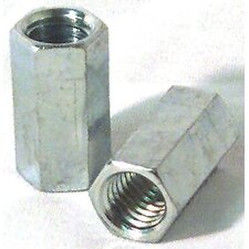 "3/8"" Right Hand Threaded Rod Coupler Nuts 11845"