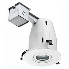 "<strong>Lithonia Lighting</strong> 4"" Recessed Gimbal Kit"