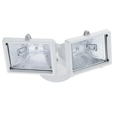 <strong>Lithonia Lighting</strong> 2 Light Outdoor Mini Floodlight