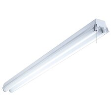 2 Light Fluorescent Utility Shop Light