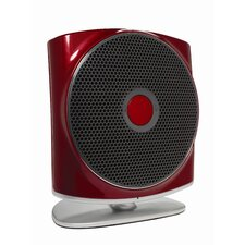 Humanscale ZON Air Purifier in Red