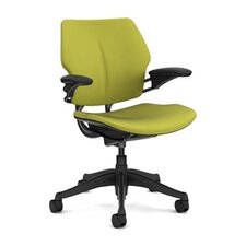 Freedom Height-Adjustable Drafting Chair with Footring