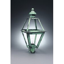 Boston 3 Light Outdoor Post Lantern