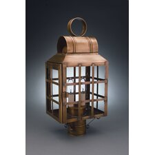 Lynn 2 Light Post Lantern