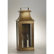 Concord 2 Light Outdoor Wall Lantern