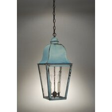 Imperial 2 Light Outdoor Hanging Lantern