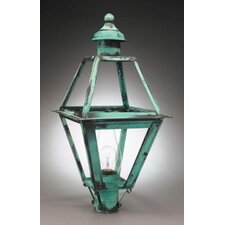 <strong>Northeast Lantern</strong> Boston Candelabra Sockets 1 Light Hanging Lantern