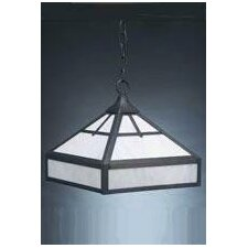 1 Light Hanging Foyer Pendant