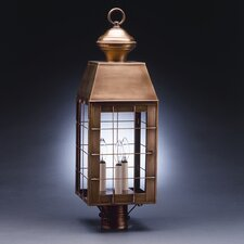 Woodcliffe 3 Light Post Lantern