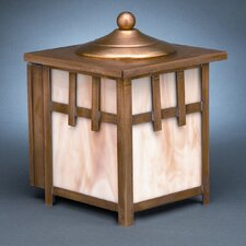 Lodge Medium Socket Wall Lantern