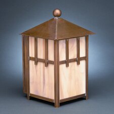 Lodge Medium Base Socket Wall Lantern