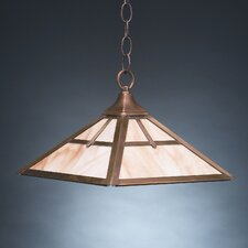 1 Light Hanging Pendant