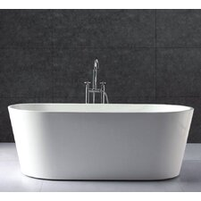 "Elsa 67"" x 32"" Bathtub"