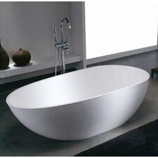 "Dini 67"" x 34"" Bathtub"