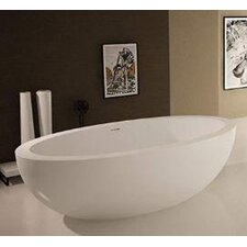 "Sovereign 75"" x 42"" Bathtub"