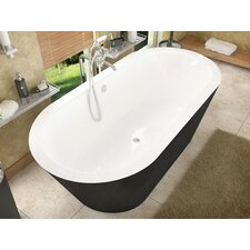 "Little Key 70"" x 32"" Soaking Bathtub"