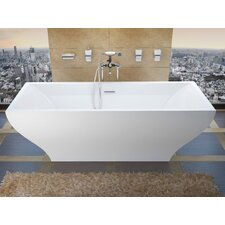 "Madre 71"" x 32"" Soaking Bathtub"