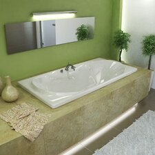 "Cayman 72"" x 36"" Soaking Bathtub"