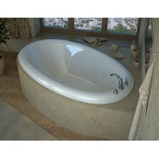 "Martinique 70"" x 42"" Air Jetted Bathtub"