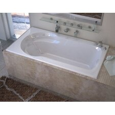 "Grenada 60"" x 32"" Air Jetted Bathtub"