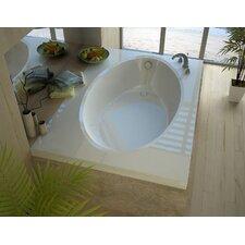 "Bermuda 84"" x 43"" Soaking Bathtub"