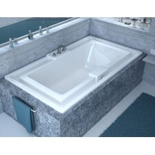 "Barbados 78"" x 46"" Soaking Bathtub"