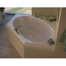 "Tortola 60"" x 60"" Soaking Bathtub"