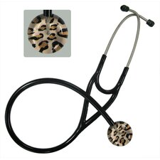 Adult Stethoscope Leopard Design