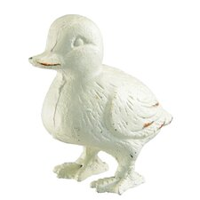 Cast Iron Duck Statue