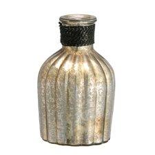 Ribbed Decorative Bottle