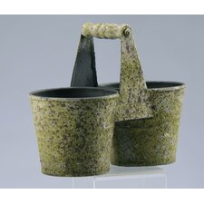 <strong>Barreveld International</strong> Zino Double Pot Planter
