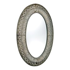 Small Fillagree Mirror