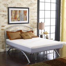 "8"" Tulip Memory Foam Mattress"